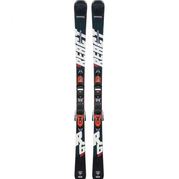 Skis Noirs Hommes