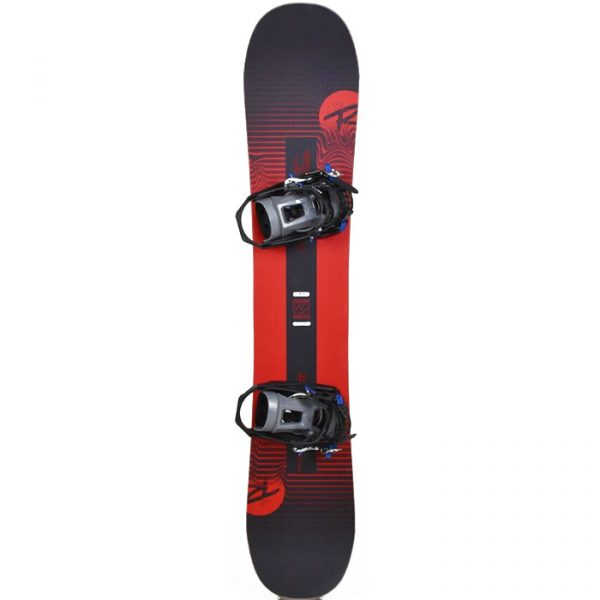 Snowboard Rouge Adultes