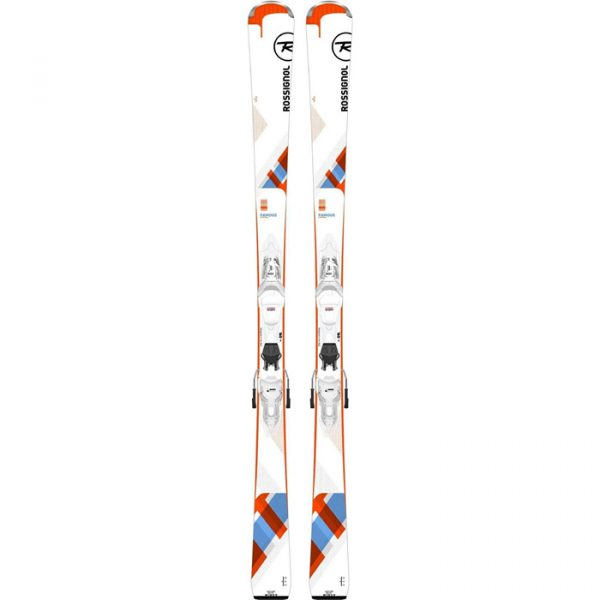 Skis Bleus Femmes